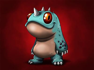 Frog Game Art pokemon monster game character game asset game art frog