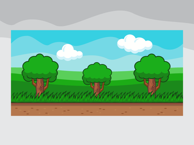 Small town road game background by bevouliin dribbble small town road game background voltagebd Image collections