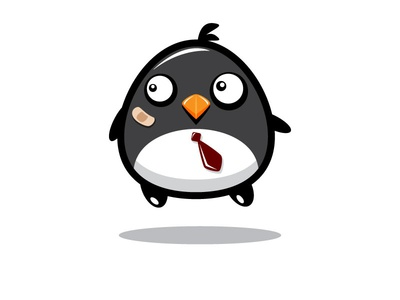 Jumping Penguin Sprite Sheets by bevouliin - Dribbble