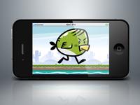 Grumpy Bird Game Character Sprite Sheets