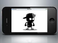 Shadow Kid Game Character for Game Developers