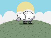 Sheep Game Character