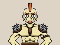 Storyteller Game Avatar - Medieval Bandit