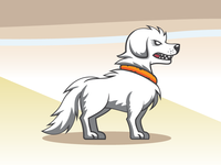 Dog Companion | Game Character Sprites