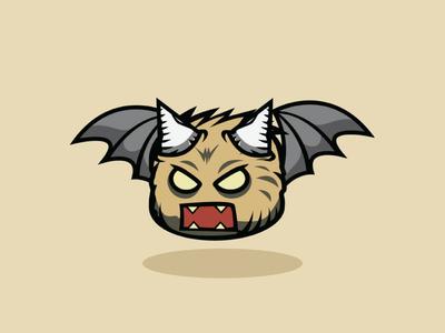 Bad Bat | Flying Game Character Sprites