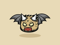 Bad Bat | Flying Game Character Sprites