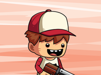 Red Hat Shooter Boy