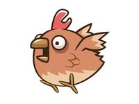 Panic Chicken