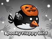 Spooky Flappy Bird