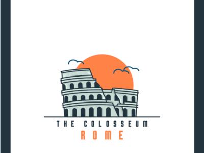 The Colosseum Rome