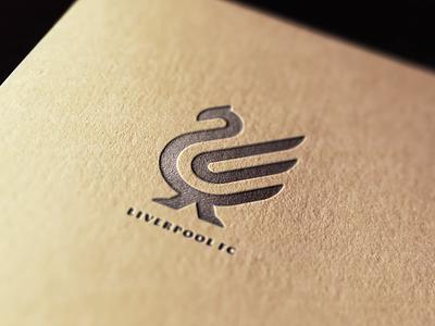 LFC liverpool europe logos logotype illustration branding mark icon logomark lettering logo monogram