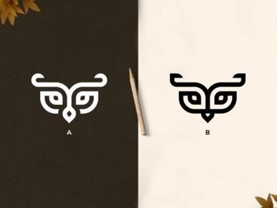Owl  design which one ? england canada belgium asia america europe picoftheday typogaphy illustration design mark branding vector icon logomark lettering monogram logo