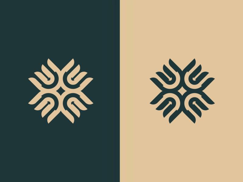 Letter  U Monogram new york mexico europe asia canada design logos branding mark vector logomark icon lettering logo monogram