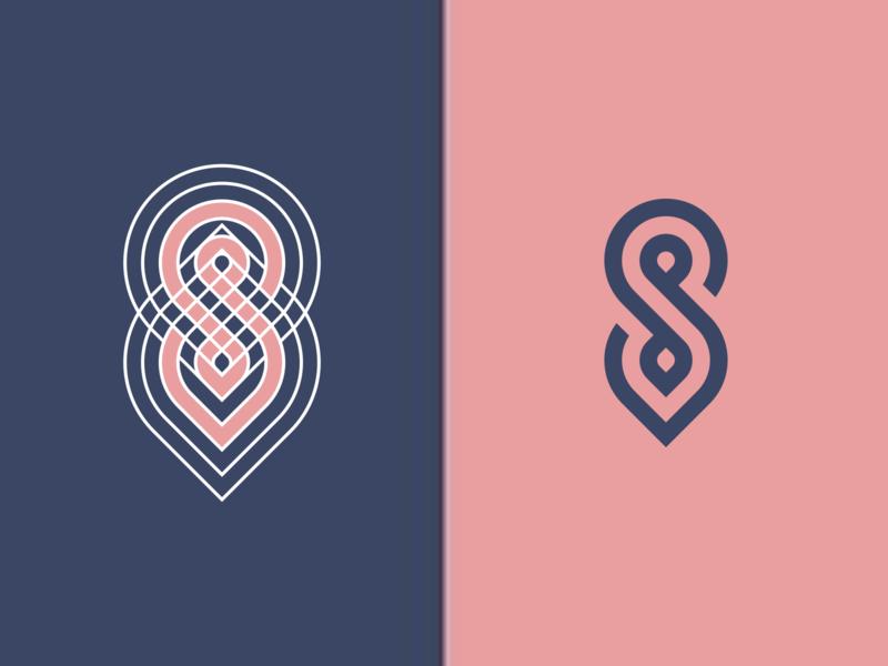 SPD Monogram belgium brazil canada mexico city wasington dc new york texas texas logo illustrator illustration logos design branding mark logomark lettering monogram logo