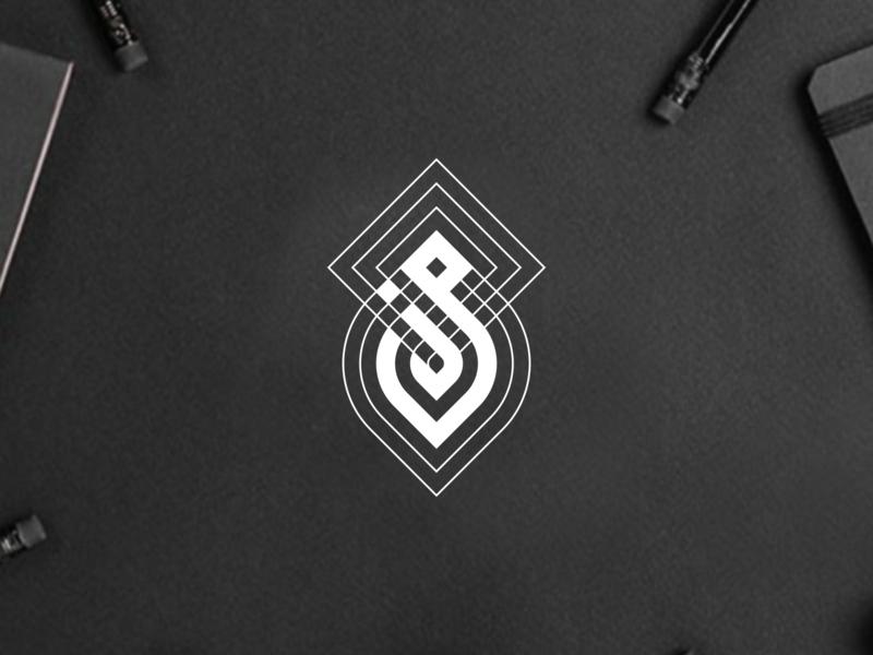 JP Monogram texas europe illustrator typography illustration logos design branding mark vector icon logomark lettering monogram logo