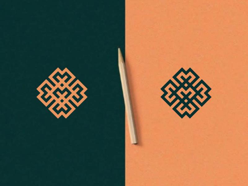 letter M asia belgium europe texas design branding illustration vector logomark logo lettering monogram