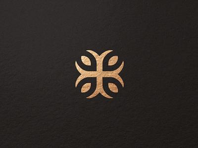 BEAUTY LEAF belgium europe losangeles new york texas logos design mark branding vector icon logomark lettering logo monogram