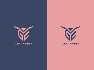 Gama Cahya companylogo miami virginia lasvegas losangeles florida newyork texas branding vector icon logomark lettering logo monogram