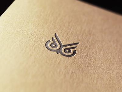 DB Owl asean new york florida belgium australia branding europe design texas vector logomark lettering logo monogram