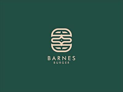 BARNES BURGER belgium germany austria australia africa typography logos europe texas vector icon logomark lettering logo monogram