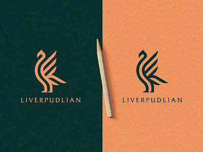 Liverpudlian miami losangeles florida liverpool serbia england belgium france europe logos texas design branding vector logomark lettering logo monogram