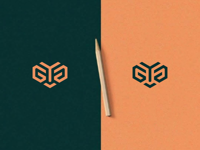 GYG Monogram brazil belgium florida virginia newyork canada australia illustration europe texas design branding vector logomark lettering logo monogram