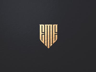 EME Monogram motion graphics graphic design 3d animation canada frorida ui illustration design branding icon vector logomark lettering logo monogram