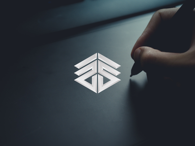 25 MONOGRAM ui illustration design branding vector icon logomark lettering logo monogram
