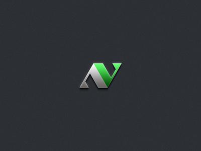 AVN MONOGRAM motion graphics graphic design 3d animation ui illustration design branding icon vector logomark lettering logo monogram