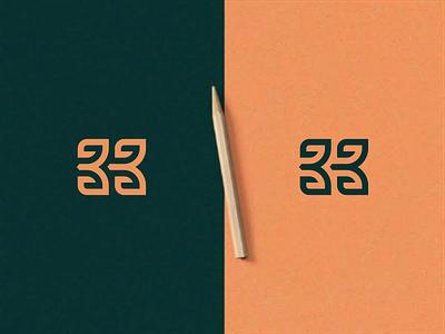33 Monogram Design motion graphics graphic design 3d animation eur0 ui illustration design branding icon vector logo logomark lettering monogram