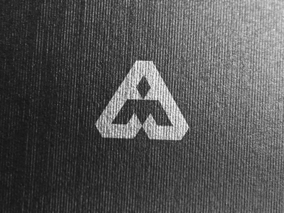 AM typography illustrator logos design mark vector logomark icon lettering logo monogram