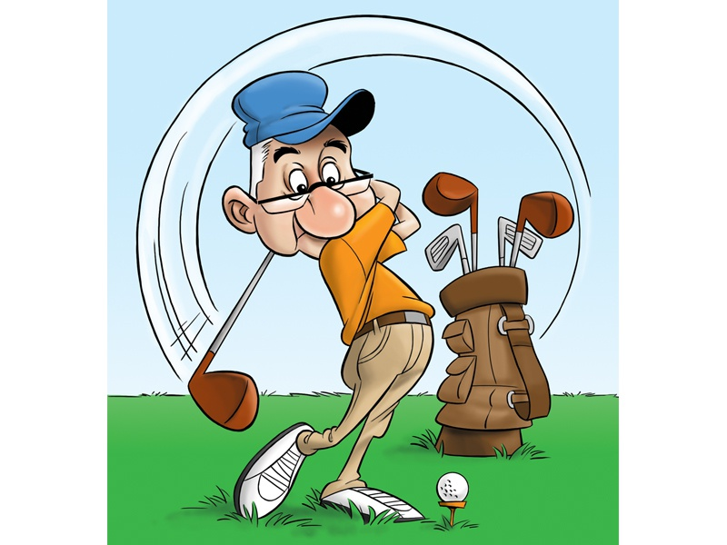Image result for seniors playing golf