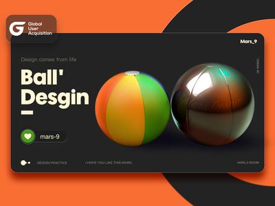 Ball Desgin