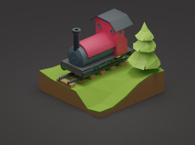 Old railway...