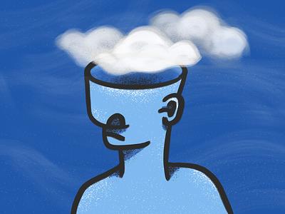 airhead art procreate digital illustration digital drawing drawing illustration