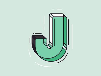 J drop cap letter letter j j daily logo challenge lettering dailylogochallange daily logo type symbol icon typography vector mark logo design icons branding logo illustration design