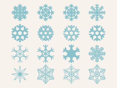 Buncha Snowflakes