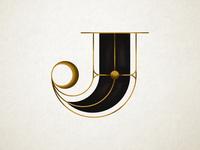 36 Days Of Type: J
