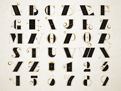 36 Days Of Type: Final Set