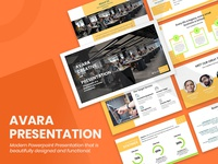 Avara - Multipurpose Presentation Template