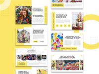 ARTWAE - GRAFITTI / ART Presentation Templates