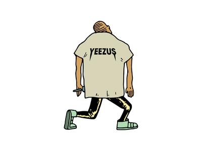 Kanye YEEZUS Yeezy