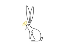 Happy virtual Easter everyone - one liner (PSE '20)