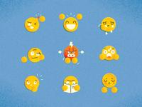 Emoticons | still deep WIP | (M' 18)