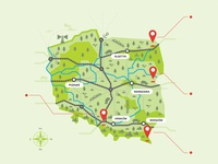 Simple map | WIP | (MO '18)