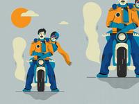 Bikers  | WIP | (PSE '18)