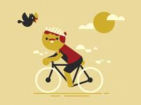 Biker | WIP | (KO '18)