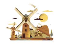 Don Quixote* | WIP | (DQB '19)