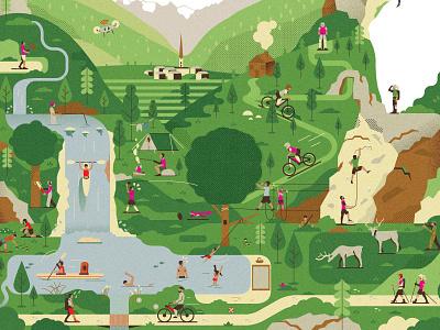 Tirol activities* | WIP | (TM '19)
