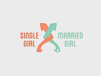 Single Girl Married Girl Logo 2